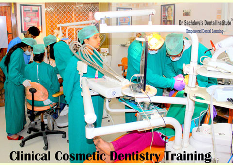 Cosmetic Dentistry Training