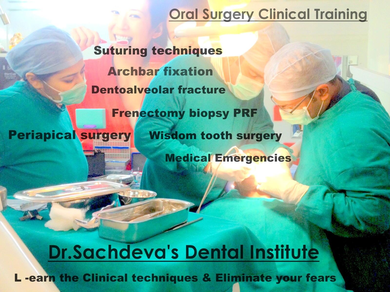 Oral Surgery Course In Delhi Dental Clinic In Delhi