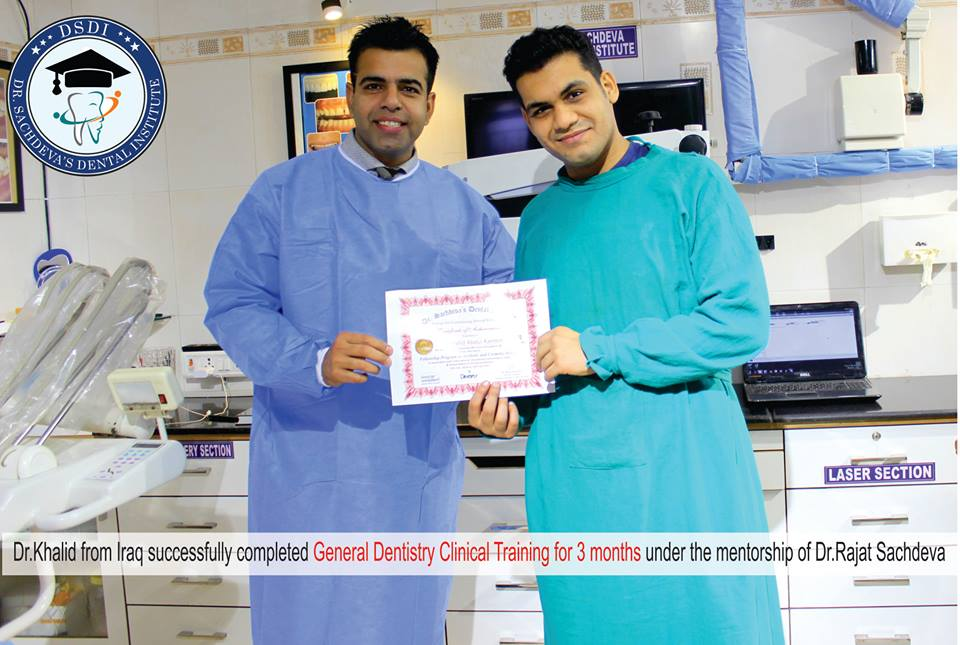 Dental Courses in India, Dental Courses Delhi, Student Testimonial